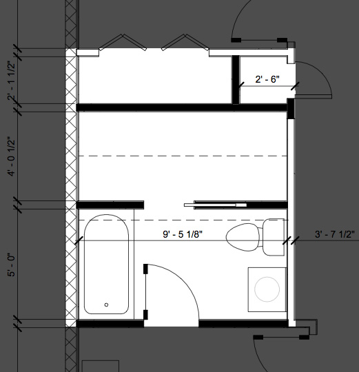 Polyhedron House moreover Concrete Stain Color Charts besides Modern Neutral Bathroom Tile moreover Small 3 Bedroom House Floor Plans as well 3 Bedroom House Plan Designs. on designing a master bathroom floor plans